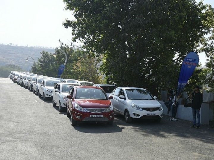 Tata Motors' Zest creates a new record