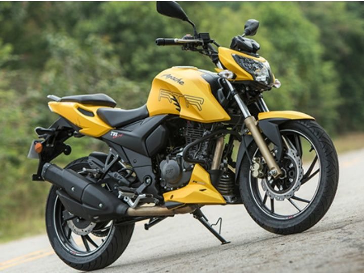 TVS Apache RTR 200 4V launched at Rs XX