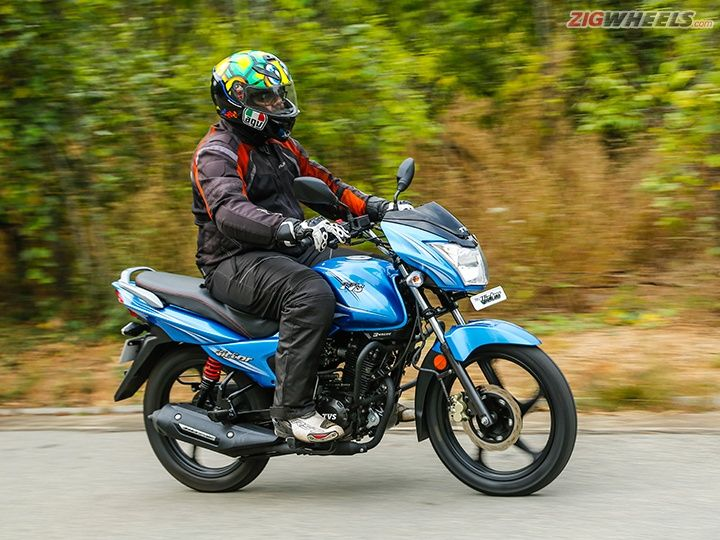 2016 TVS Victor review