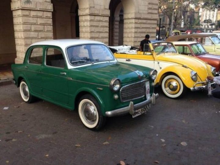 Mumbai Vintage And Classic Car Rally Announced On January