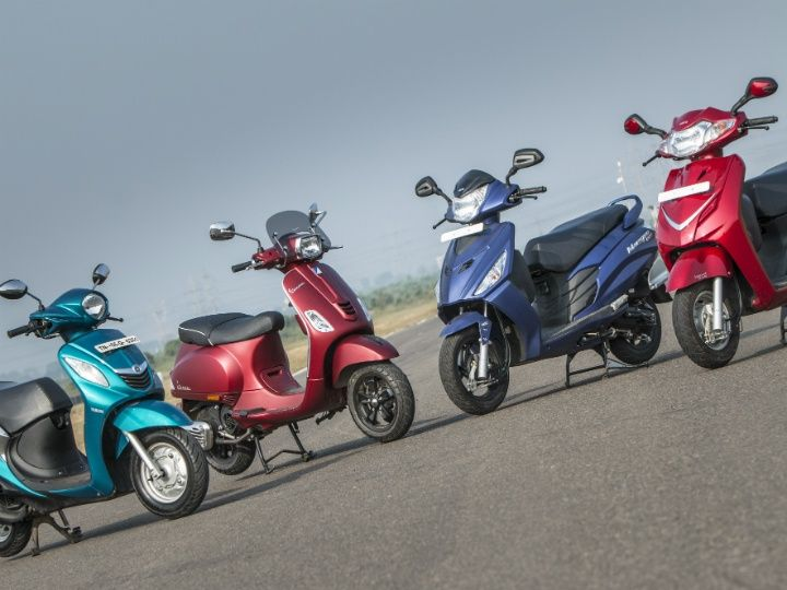 2015 ZigWheels Awards: Scooter of the Year Nominees