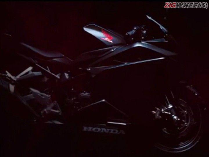 Honda CBR250RR Teased In A Video - ZigWheels