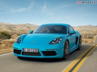 Porsche 718 Boxster and Cayman Launching This Year