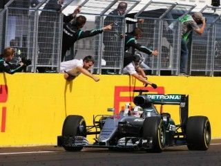 Lewis Hamilton Secures F1 Lead With The Hungarian GP Win