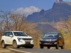 Toyota Innova Crysta automatic vs Mahindra XUV500 AT: Comparison Review