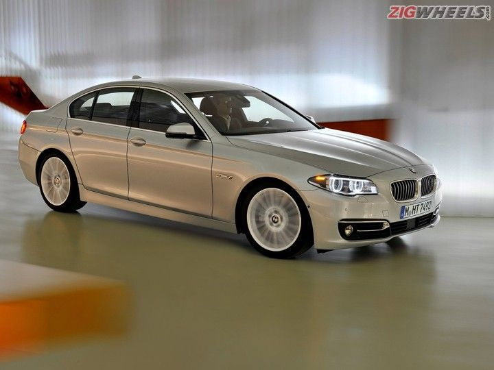 BMW 5 Series Petrol