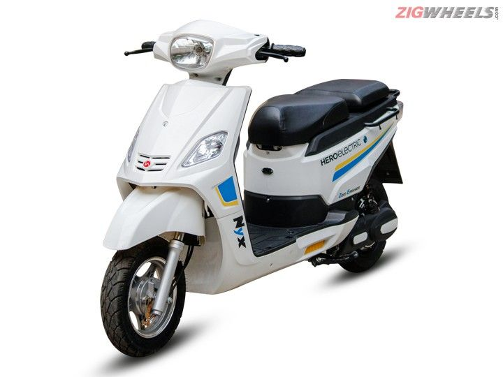 Hero Electric Nyx Launched At Rs 29 990 On Paytm Zigwheels