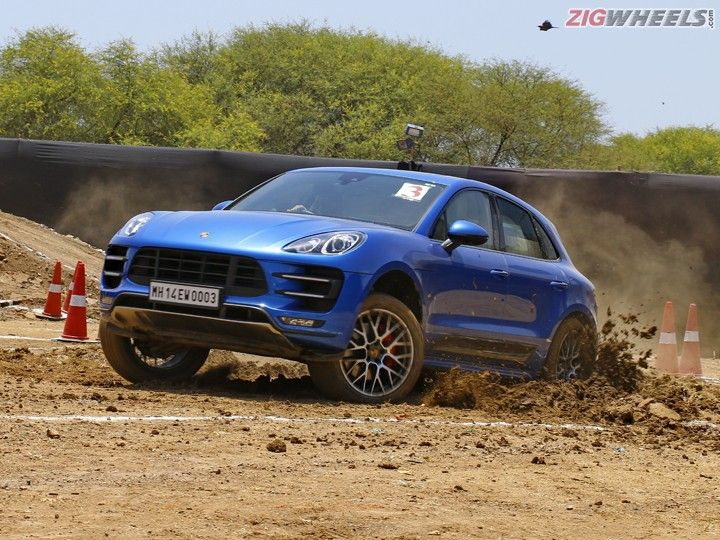 Porsche Macan Off,Road Review , ZigWheels