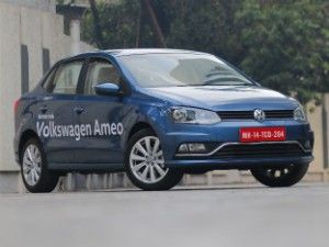 Volkswagen Ameo Variants Explained