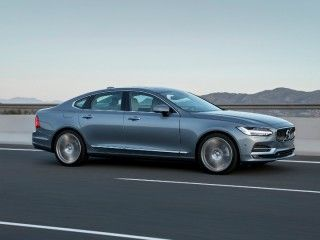 Volvo S90 First Drive Review