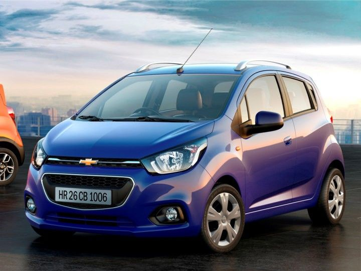 All-New Chevrolet Beat purple shade