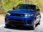 Range Rover Sport SVR to get F-Type power