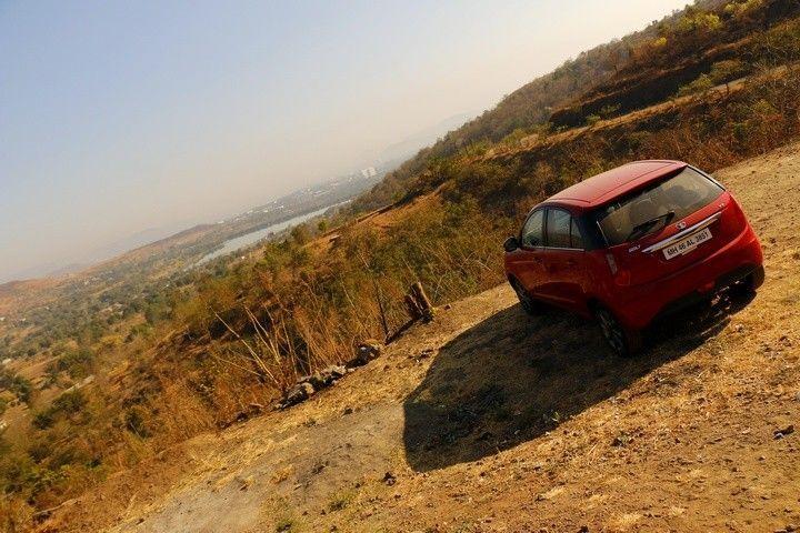 Tata Bolt rear static