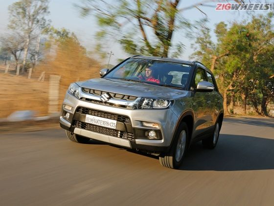 Maruti Suzuki Vitara Brezza : Detailed Review