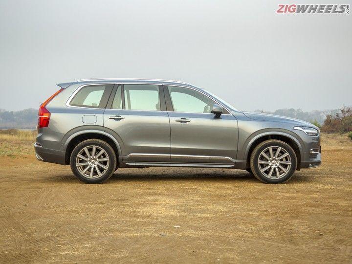New Audi Q7 Vs New Volvo Xc90 Comparison Review Zigwheels