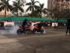 Bajaj conducts Pulsar Festival of Speed in Mumbai