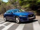 Jaguar XE 25t petrol: First drive review