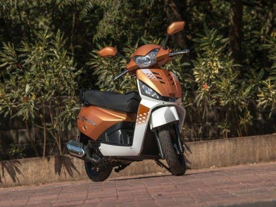 Mahindra Gusto 125 launched at Rs 50,680