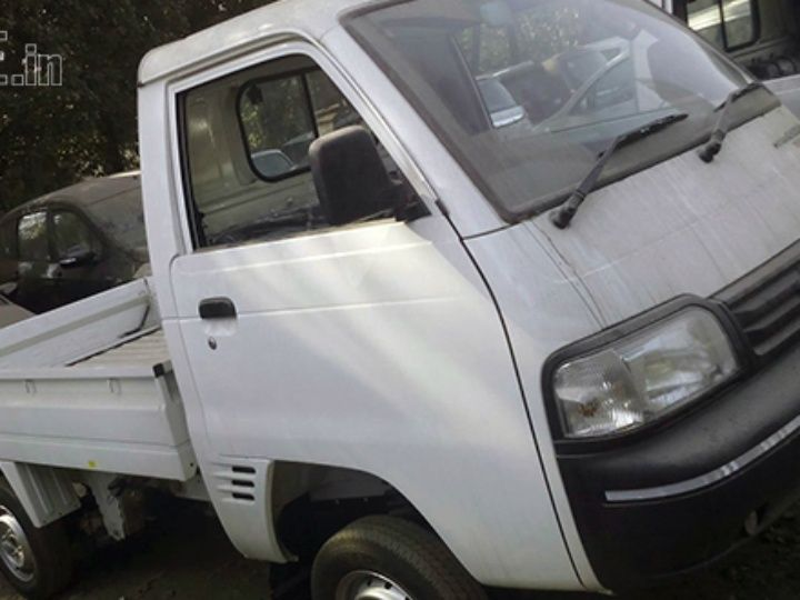 Maruti Suzuki Super Carry Turbo Lcv Spied Zigwheels