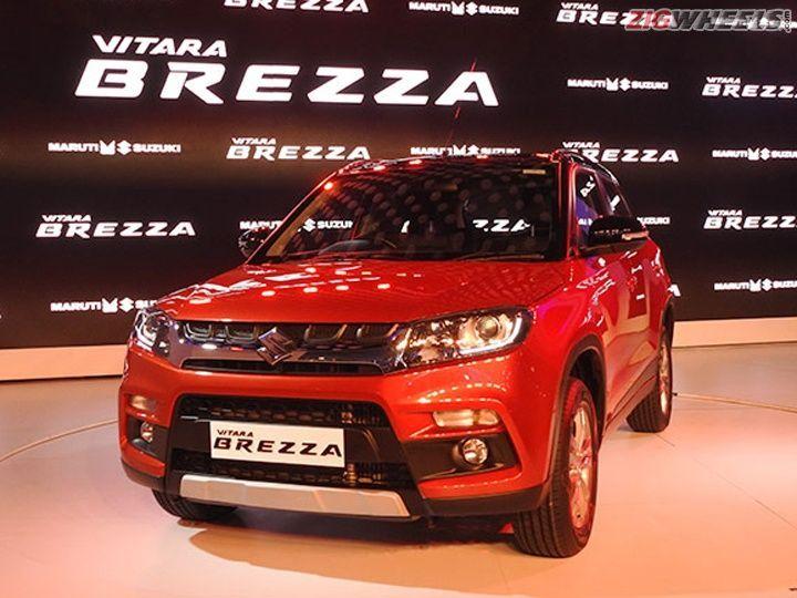 new car launches in pune priceMaruti Suzuki Vitara Brezza price to be announced tomorrow  ZigWheels