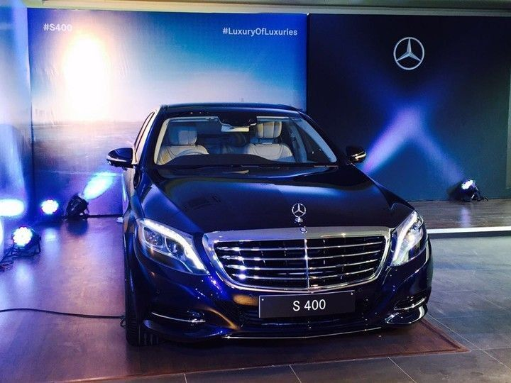 Mercedes Benz India Discontinues S500 Variant Of Its S Class For
