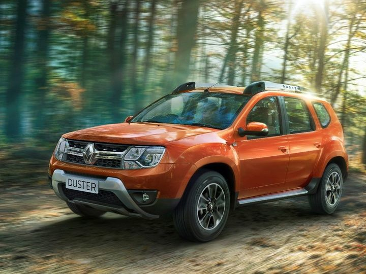New Renault Duster facelift