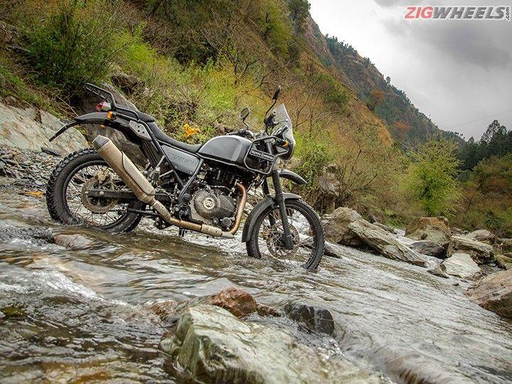 Royal Enfield Himalayan Detailed Review Zigwheels