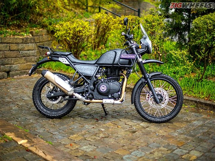Top Seven Facts About The Royal Enfield Himalayan Zigwheels