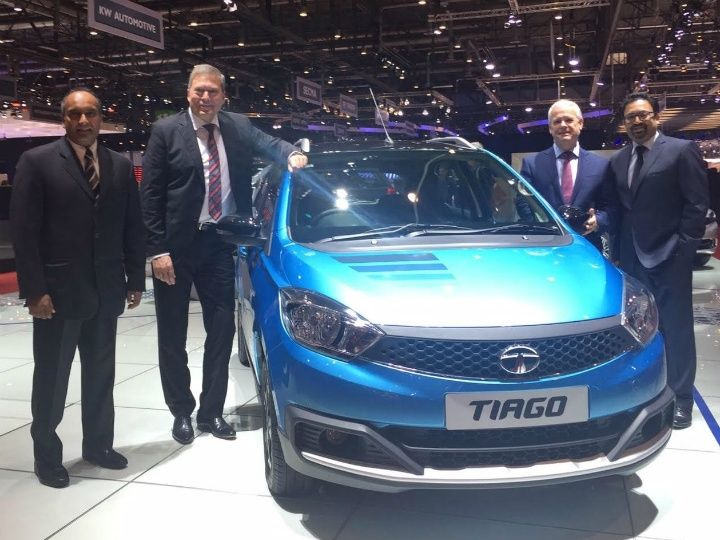 Geneva 2016 Tata Leads Charge For Indian Automakers Showcases New