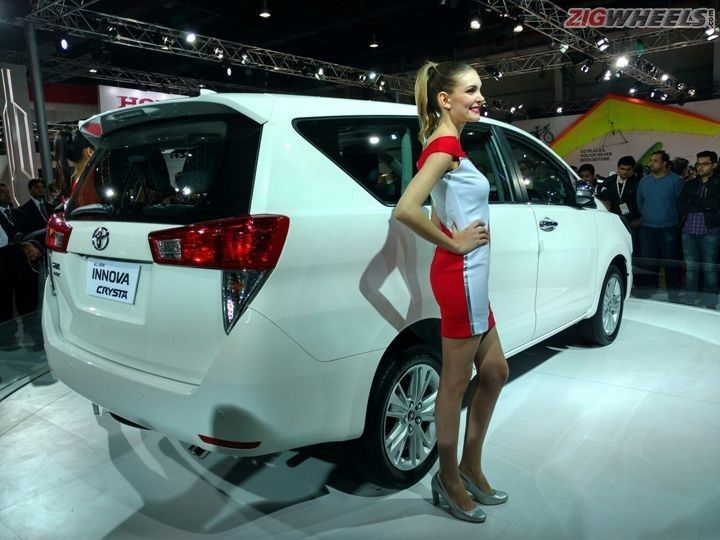 new car releases in april 2016Toyota Innova Crysta to be launched in April 2016  ZigWheels