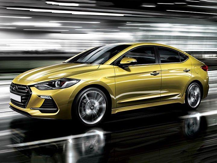 Hyundai Elantra Sports