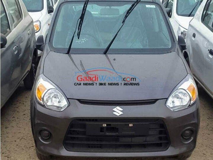 new car launches zigwheels2016 Maruti Suzuki Alto Spotted Ahead of Launch  ZigWheels