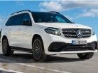 Mercedes-Benz Launches the New GLS 350d in India at Rs 80.40 lakh