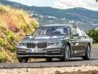 BMW 750d with four turbochargers unveiled