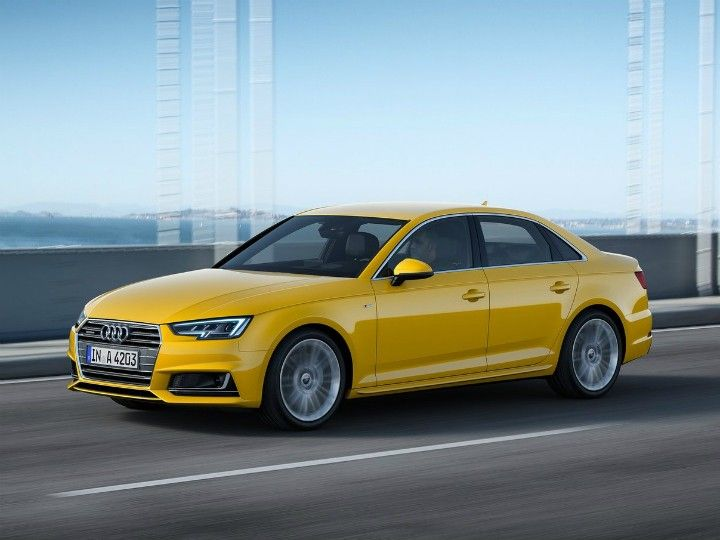 New Audi A4 price india