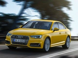 2016 Audi A4 First Drive Review