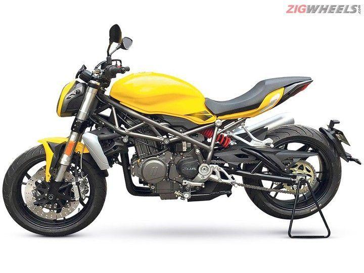 Benelli 750cc Twin - Profile