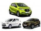 Datsun redi-GO vs Renault Kwid vs Maruti Alto 800: Spec Comparo