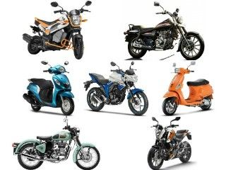 Top 8 Two-Wheelers for College Students