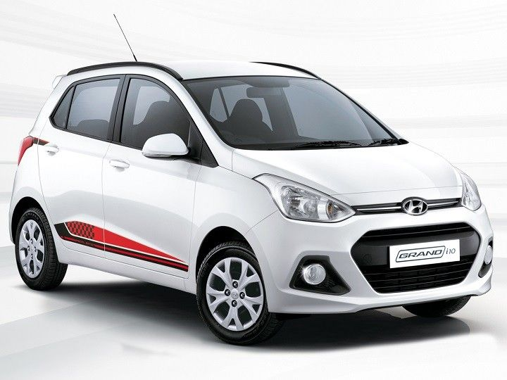 hyundai grand i10 special edition launched zigwheels. Black Bedroom Furniture Sets. Home Design Ideas