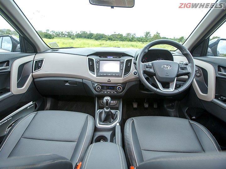 Honda Br V Vs Hyundai Creta Comparison Review Zigwheels