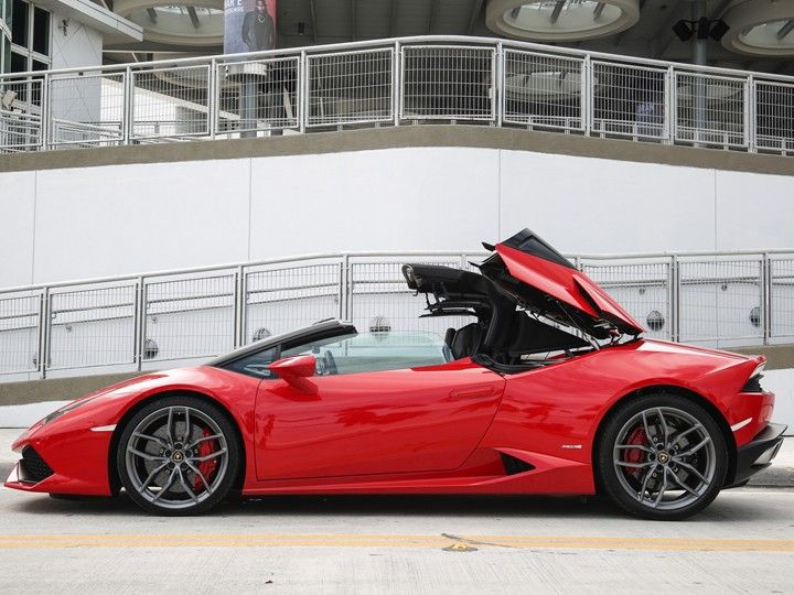 lamborghini huracan spyder launched in india for rs crore zigwheels. Black Bedroom Furniture Sets. Home Design Ideas