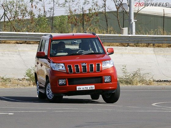 Mahindra TUV300 mHawk100: First Drive Review