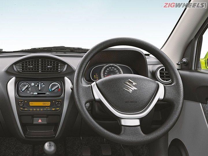 Maruti Suzuki Alto 800 Facelift