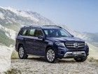 Mercedes-Benz GLS launch on May 18