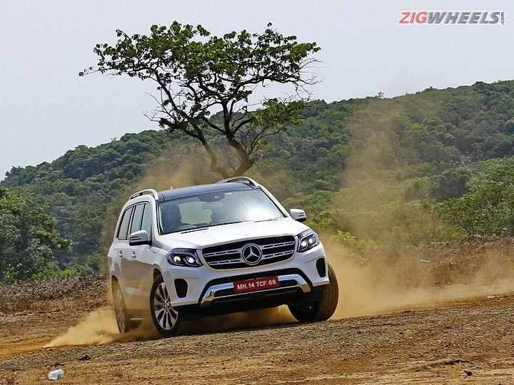 Mercedes benz gls 350d first drive review zigwheels for Mercedes benz gls 350d price in india