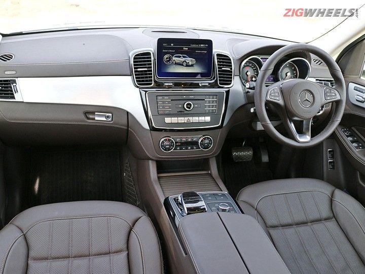 Suv With Third Row >> Mercedes-Benz GLS 350d: First Drive Review - ZigWheels