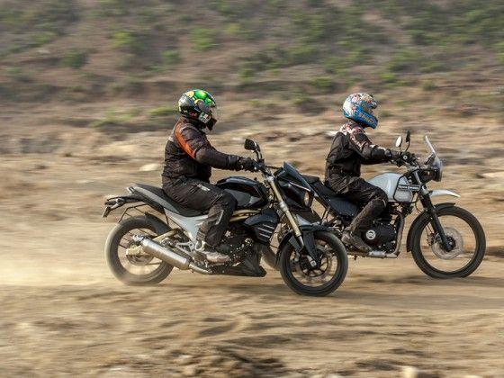Royal Enfield Himalayan vs Mahindra Mojo: Comparison Review