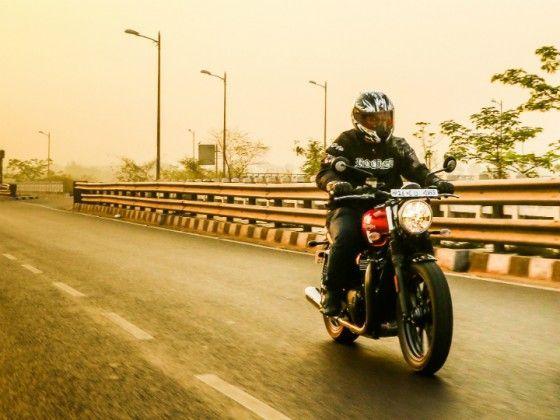 Triumph Bonneville Street Twin: India review