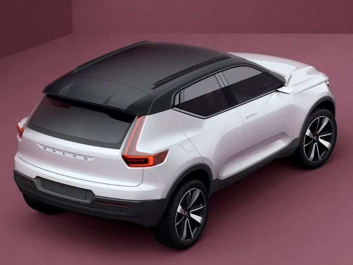 India bound: Volvo showcases its small car concepts - ZigWheels
